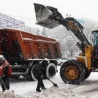 Уборка и вывоз снега Нижний Новгород